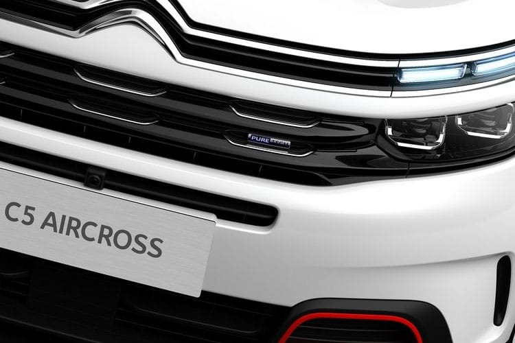 Citroen C5 Aircross SUV 1.2 PureTech 130PS Shine 5Dr EAT8 [Start Stop] detail view