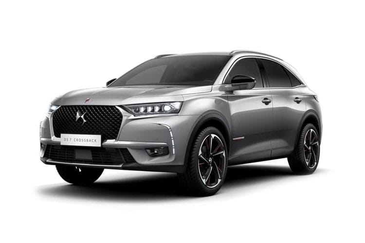 DS Automobiles DS 7 Crossback SUV 5Dr 1.5 BlueHDi 130PS Performance Line 5Dr EAT8 [Start Stop] front view
