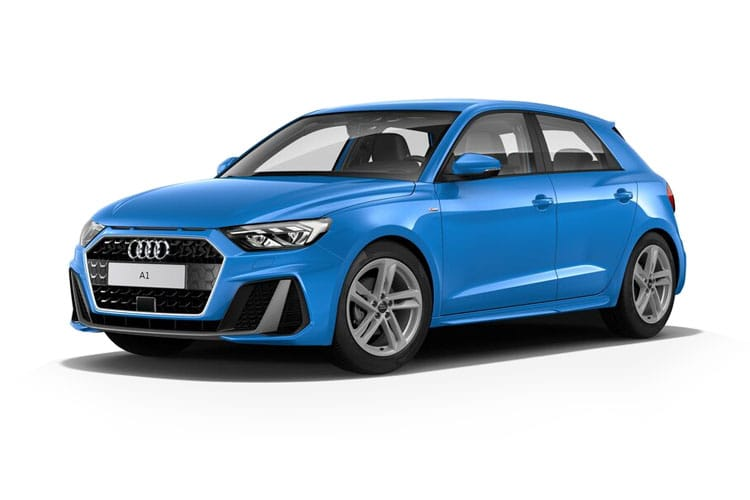 Audi A1 30 Sportback 5Dr 1.0 TFSI 110PS Sport 5Dr Manual [Start Stop] [Technology] front view