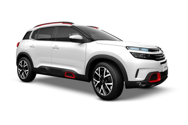 Citroen C5 Aircross SUV 1.2 PureTech 130PS Shine 5Dr EAT8 [Start Stop] front view