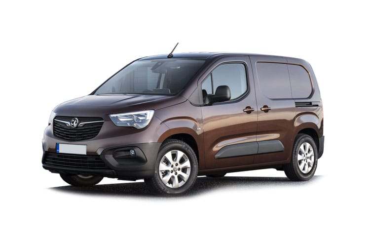 Vauxhall Combo Cargo L1 2300 1.5 Turbo D FWD 130PS Edition Van Auto [Start Stop] front view