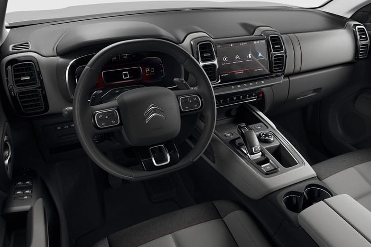 Citroen C5 Aircross SUV 1.2 PureTech 130PS Shine 5Dr EAT8 [Start Stop] inside view